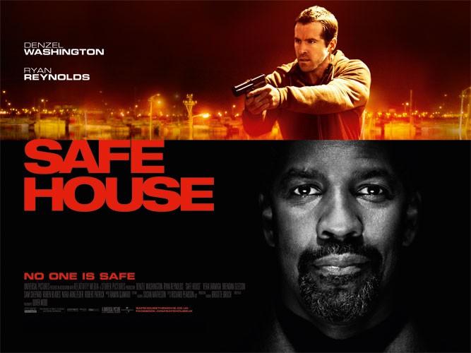 плакат фильма биллборды Код доступа «Кейптаун»