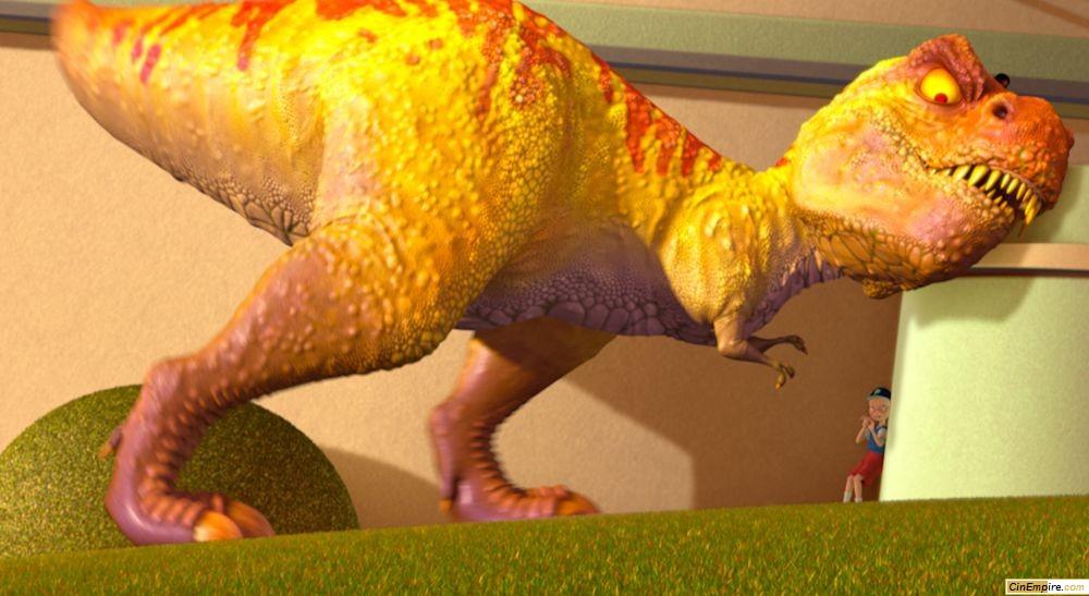 кадры из фильма В гости к Робинcонам
