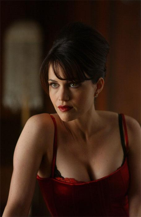 кадры из фильма Вампирша