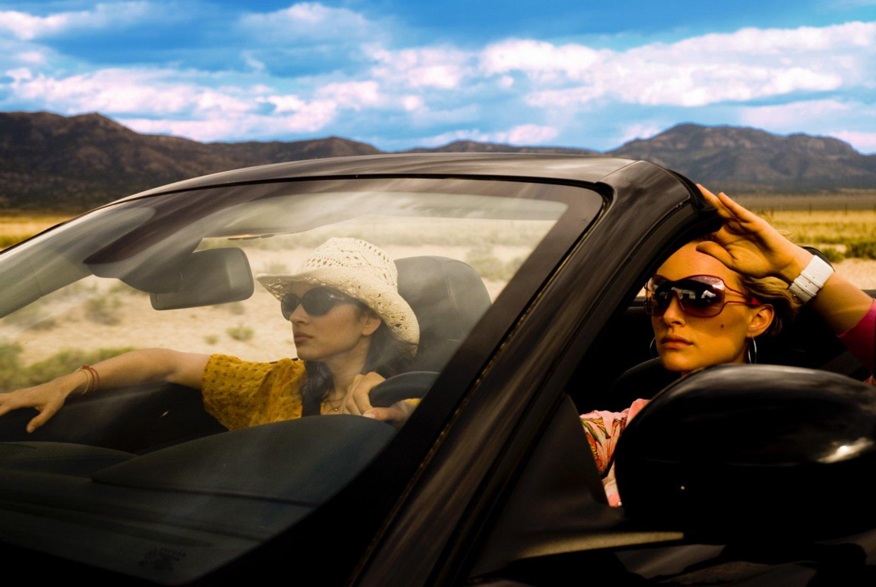 кадры из фильма Мои черничные ночи Нора Джонс, Натали Портман,