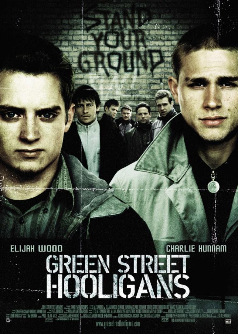плакат фильма постер Хулиганы