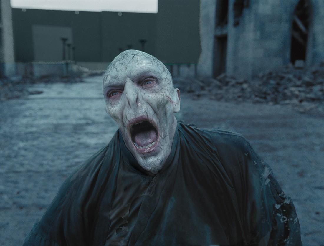 концепт-арты Гарри Поттер и Дары Смерти: Часть вторая