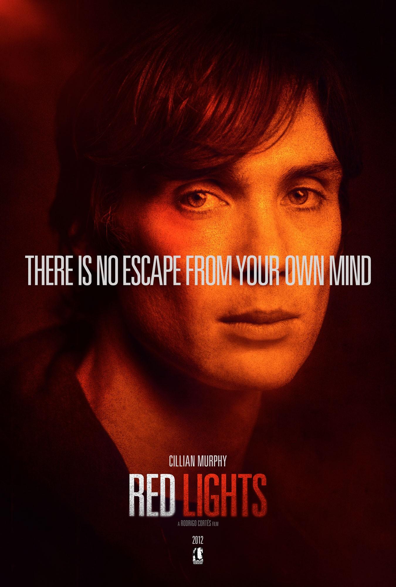 плакат фильма характер-постер Красные огни