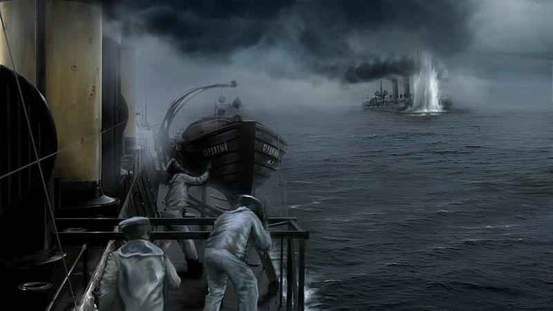 концепт-арты Адмиралъ