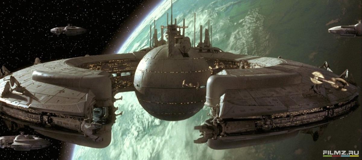 кадры из фильма Звездные войны: Эпизод I — Скрытая угроза