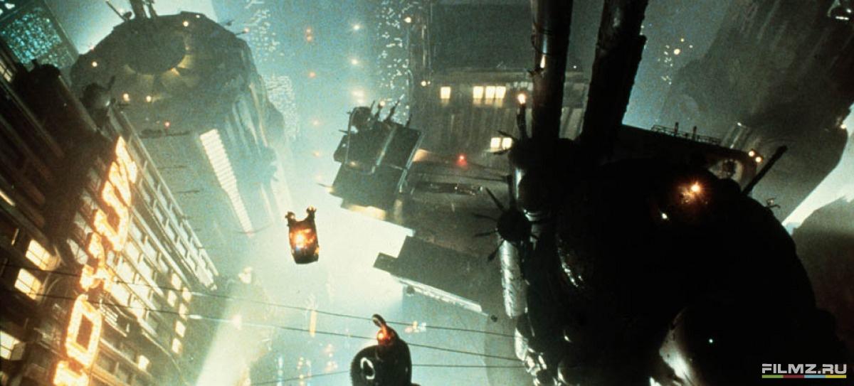 кадры из фильма Бегущий по лезвию