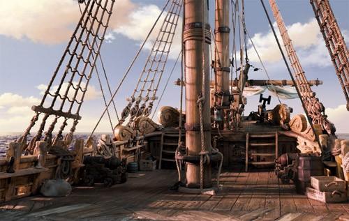 промо-слайды Пираты: Банда неудачников