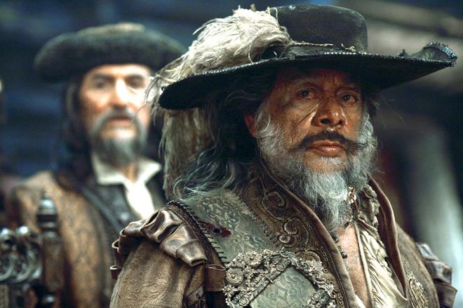кадры из фильма Пираты Карибского моря: На краю света