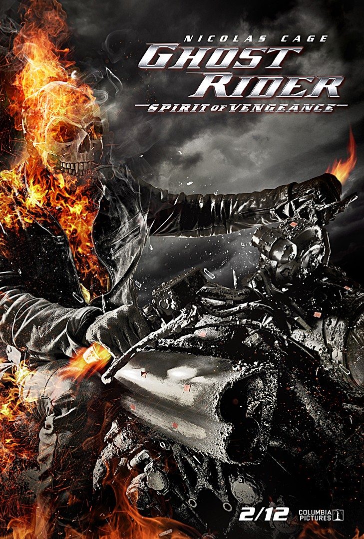 ghost rider: l'esprit de vengeance en streaming