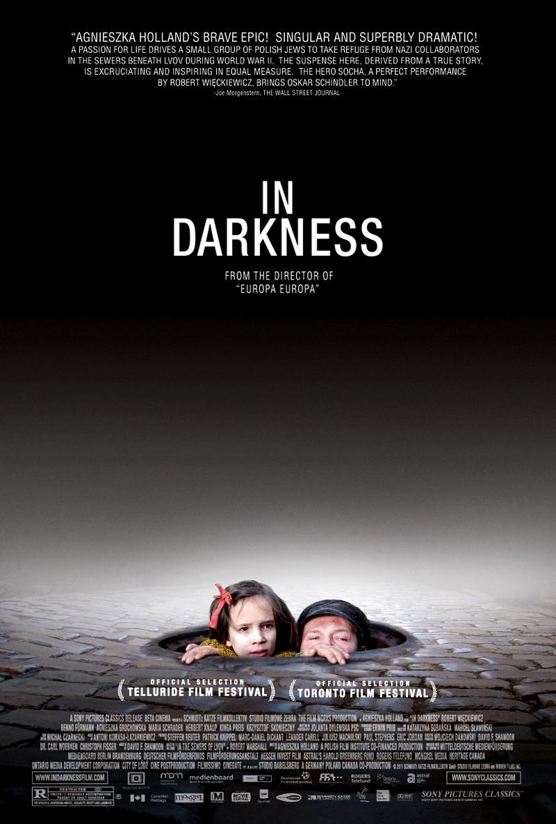 плакат фильма постер В темноте*
