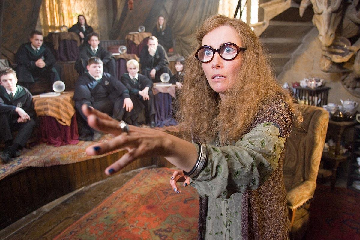 кадры из фильма Гарри Поттер и Орден Феникса Эмма Томпсон,