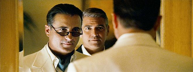 кадры из фильма Тринадцать друзей Оушена Энди Гарсия, Джордж Клуни,