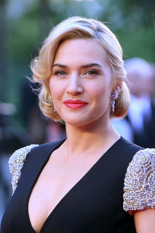 премьера Премьера фильма «Титаник 3D» в Лондоне 2012 Кейт Уинслет,