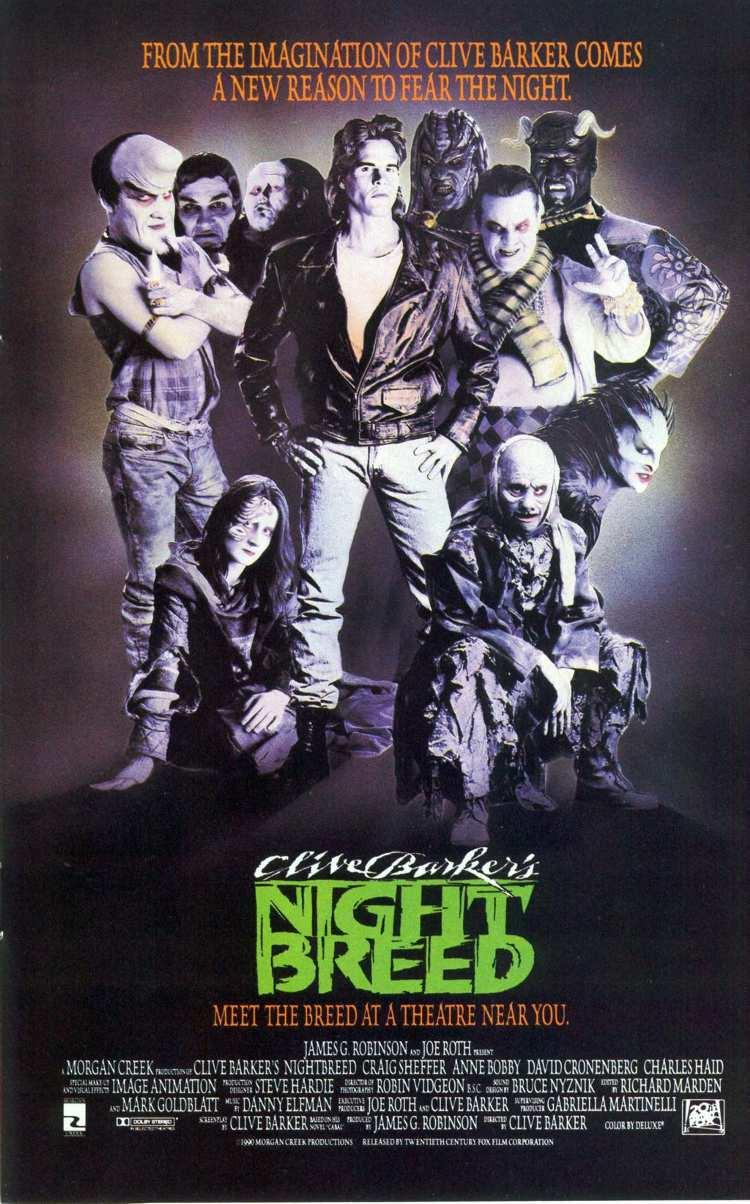 плакат фильма Ночной народ