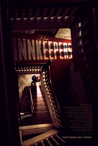 плакат фильма постер неиспользованный эскиз Тайны старого отеля
