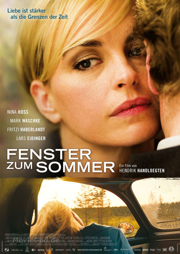плакат фильма постер Окно в лето