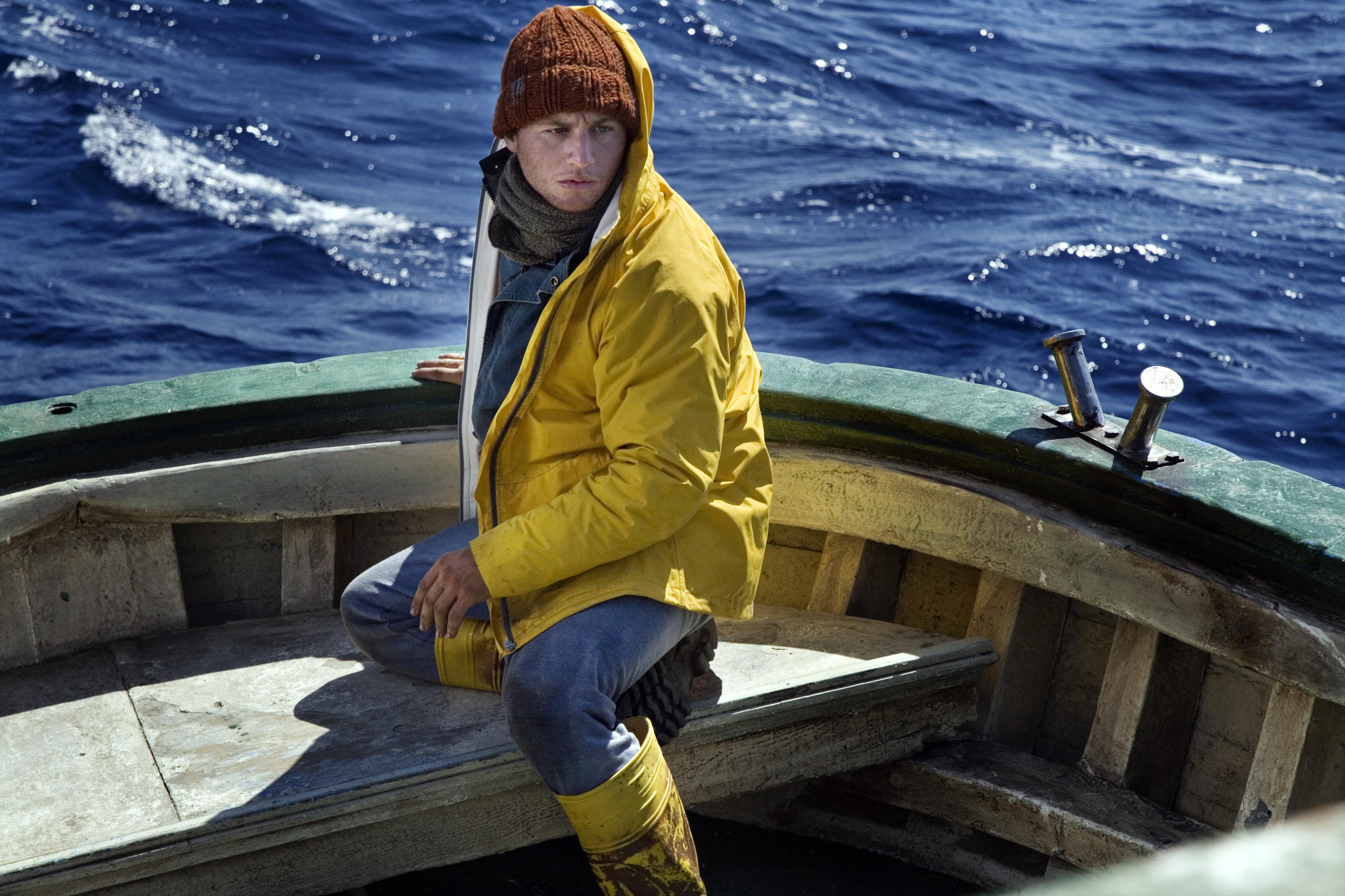 кадры из фильма Материк
