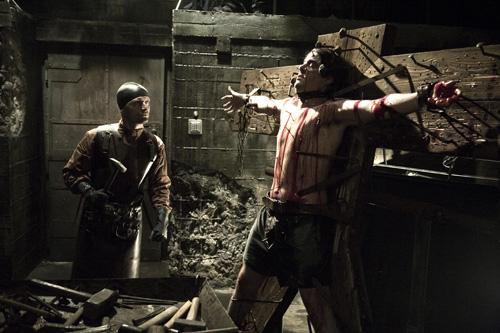 кадры из фильма Хостел: Часть II