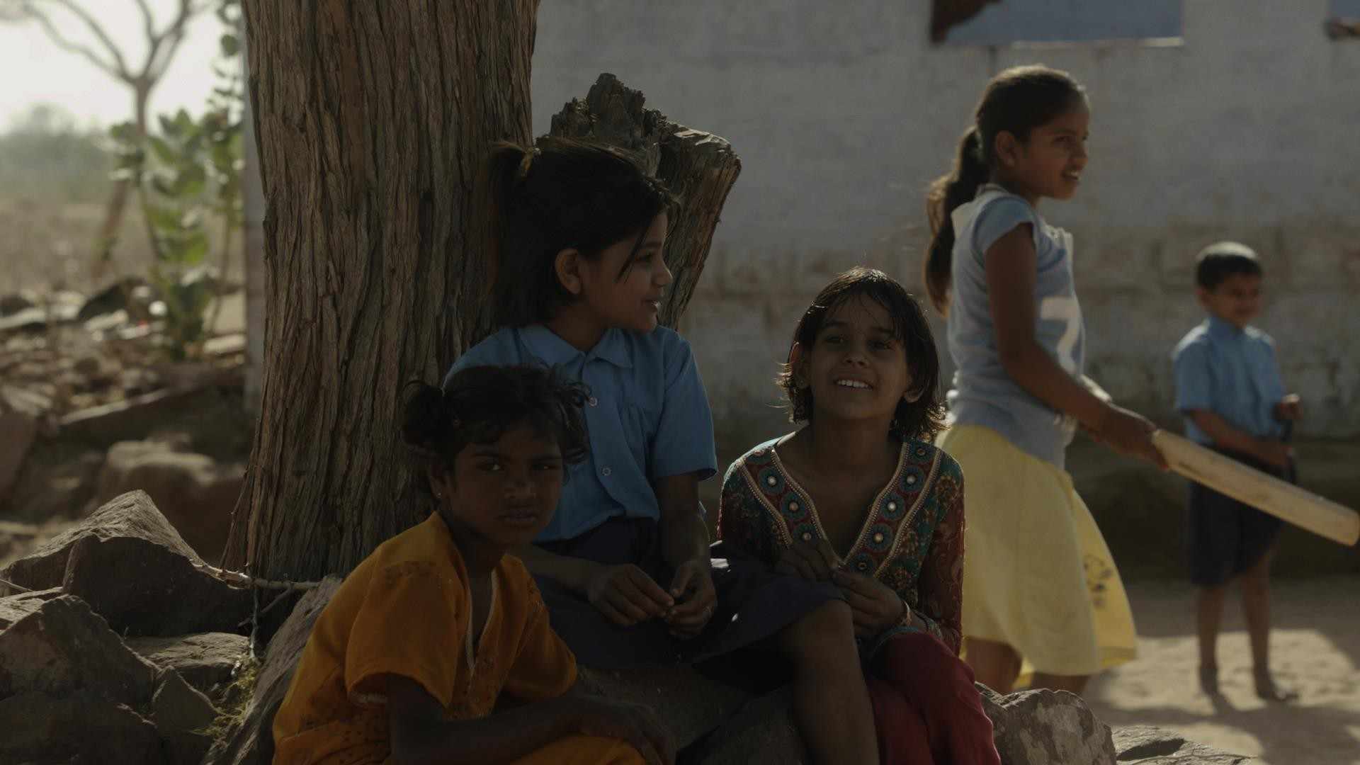 кадры из фильма Красавица из трущоб