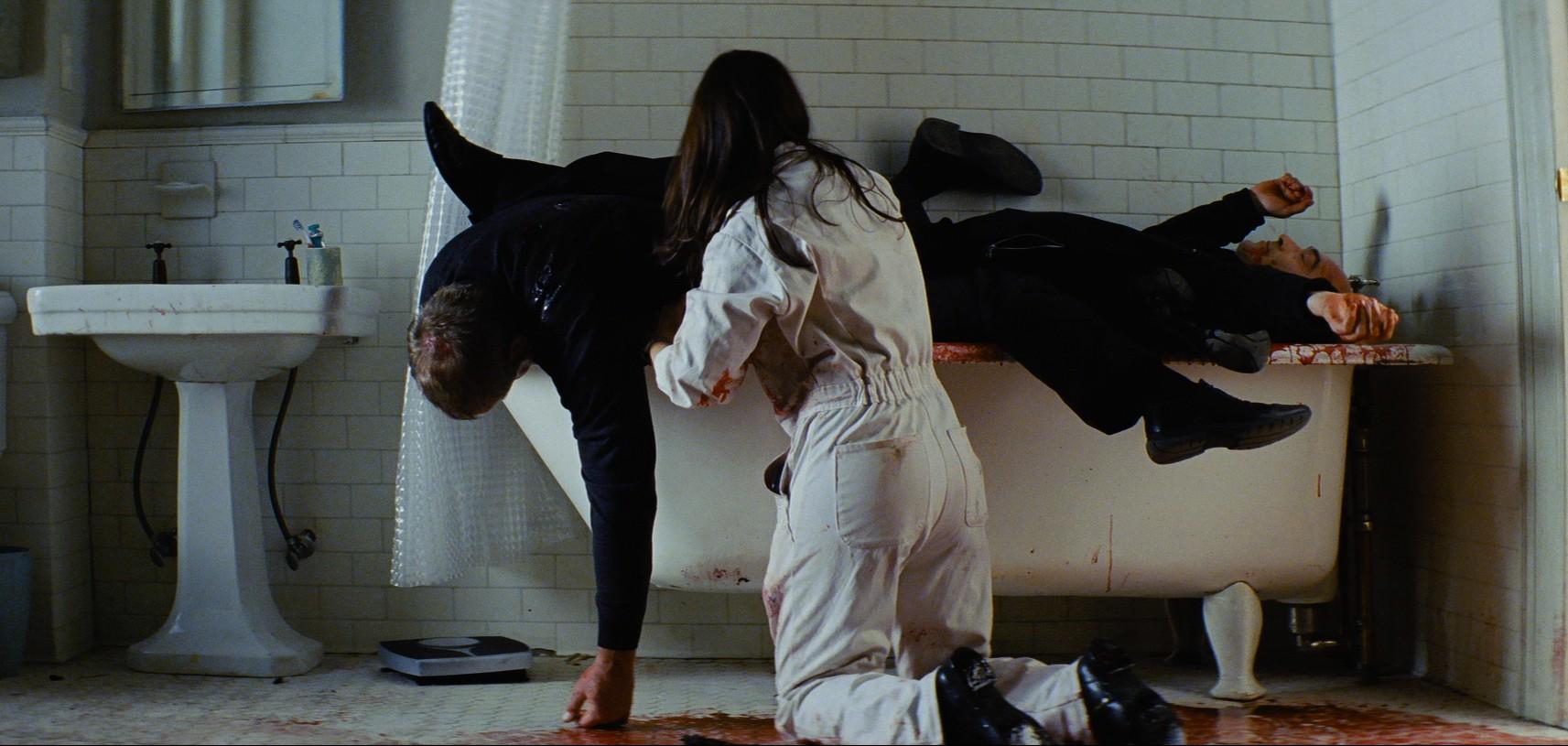 кадры из фильма Виолет и Дейзи Алексис Бледел,