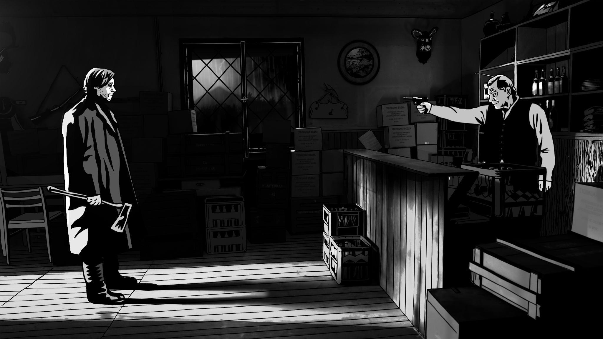 кадры из фильма Алоис Небель и его призраки Карел Роден,