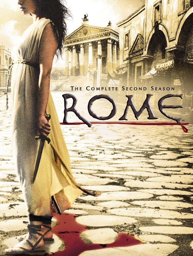 плакат фильма Рим