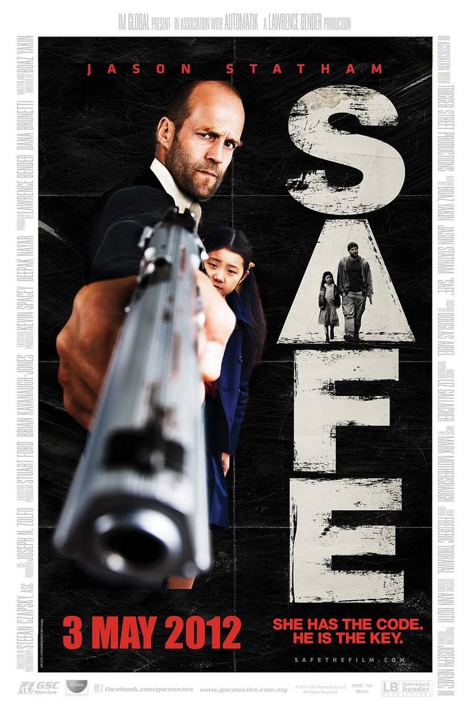 плакат фильма постер Защитник