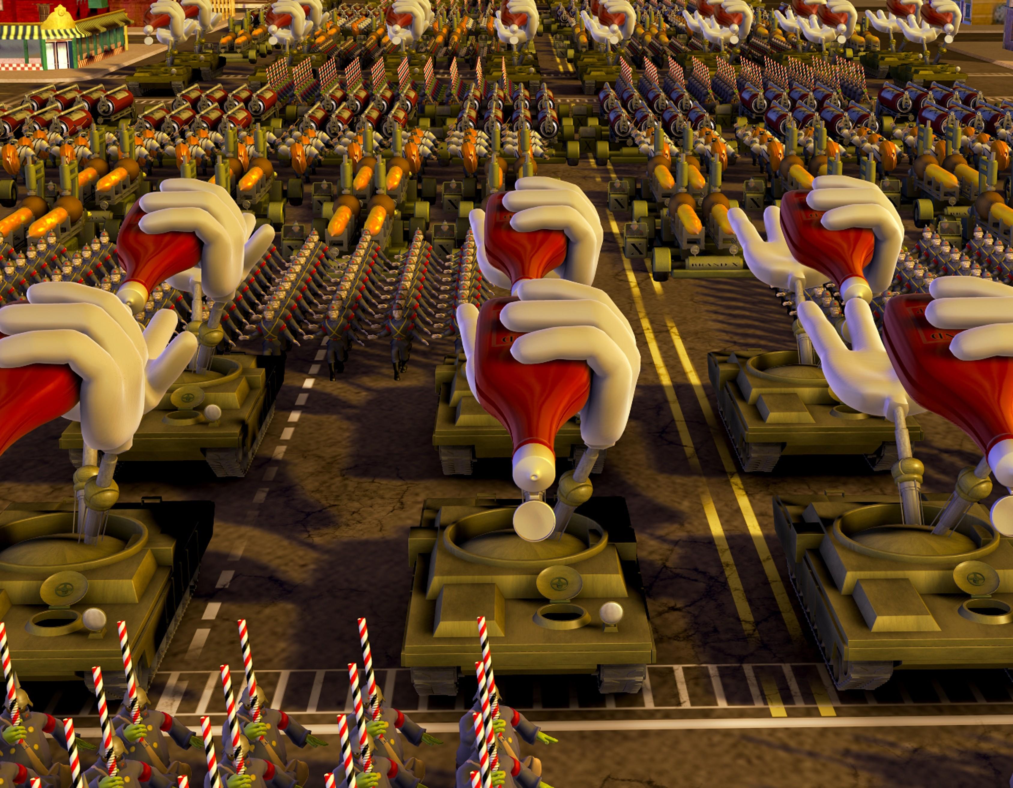 кадры из фильма Ночь в супермаркете