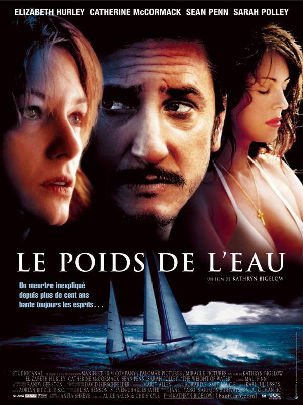 плакат фильма Вес воды