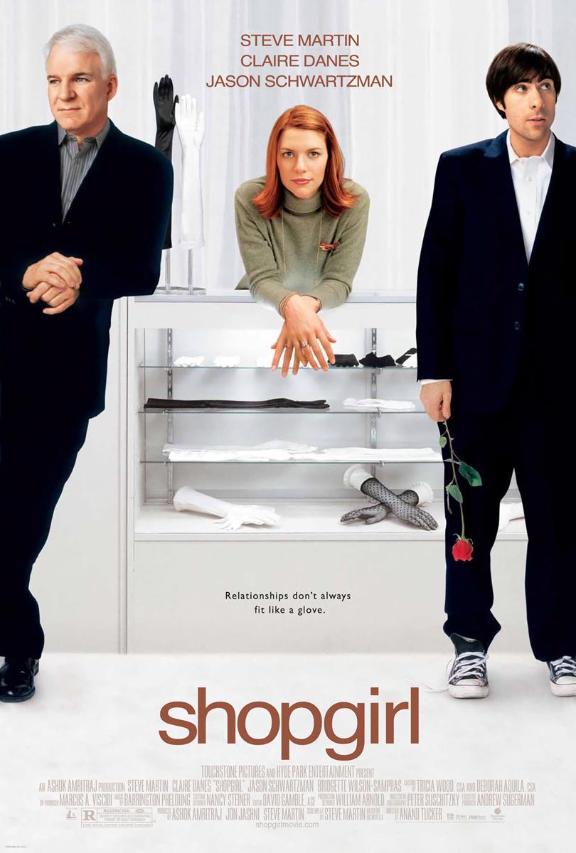 плакат фильма постер Продавщица