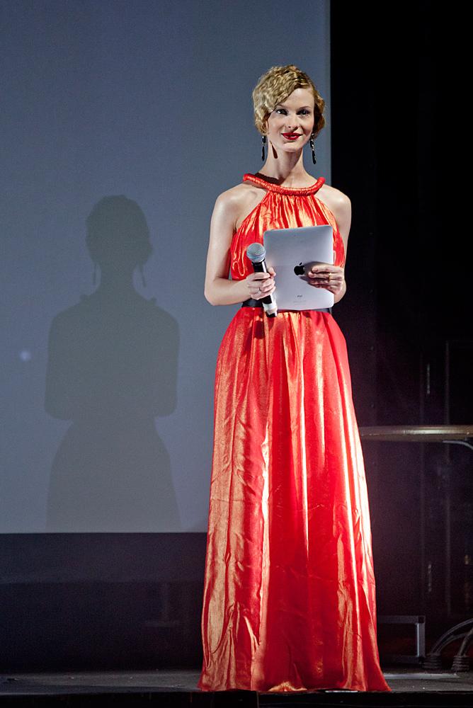 Церемония награждения Российской народной кинопремии «Жорж 2012» Светлана Иванова,