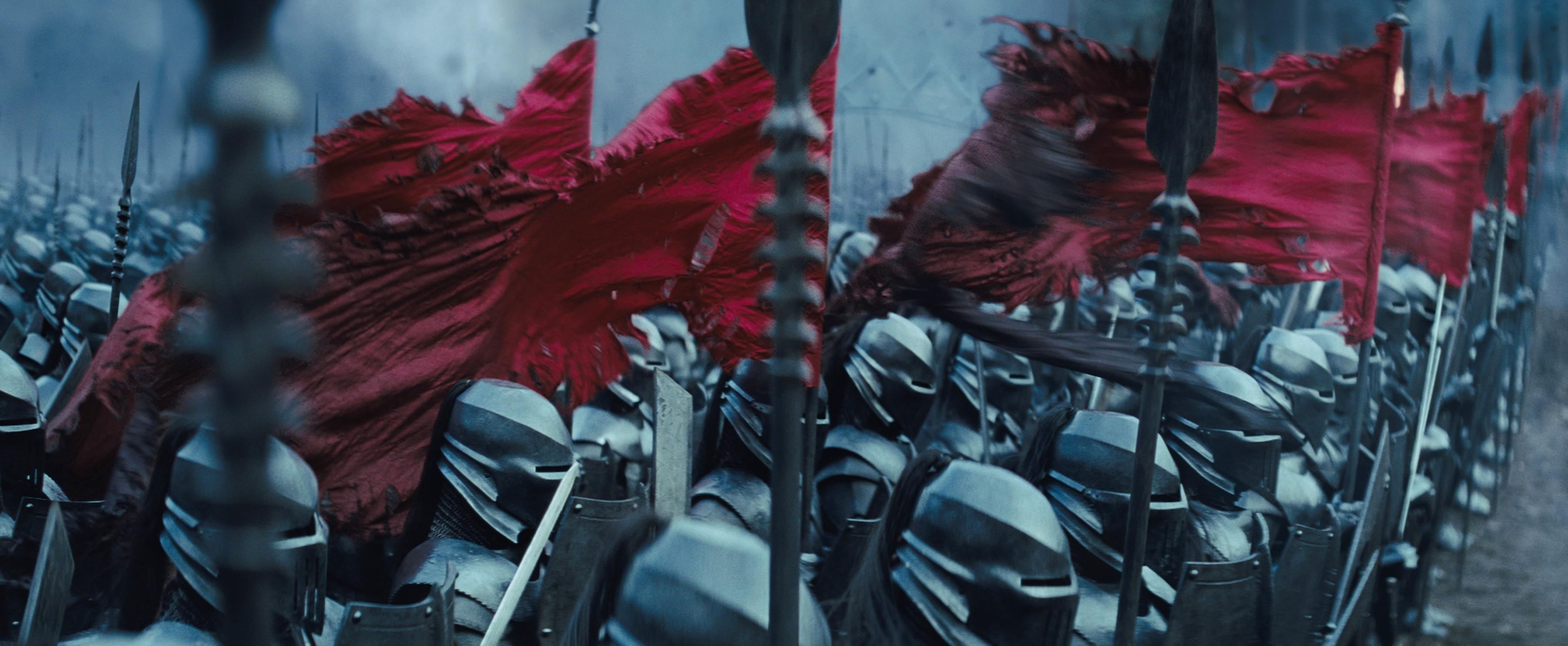 кадры из фильма Белоснежка и охотник
