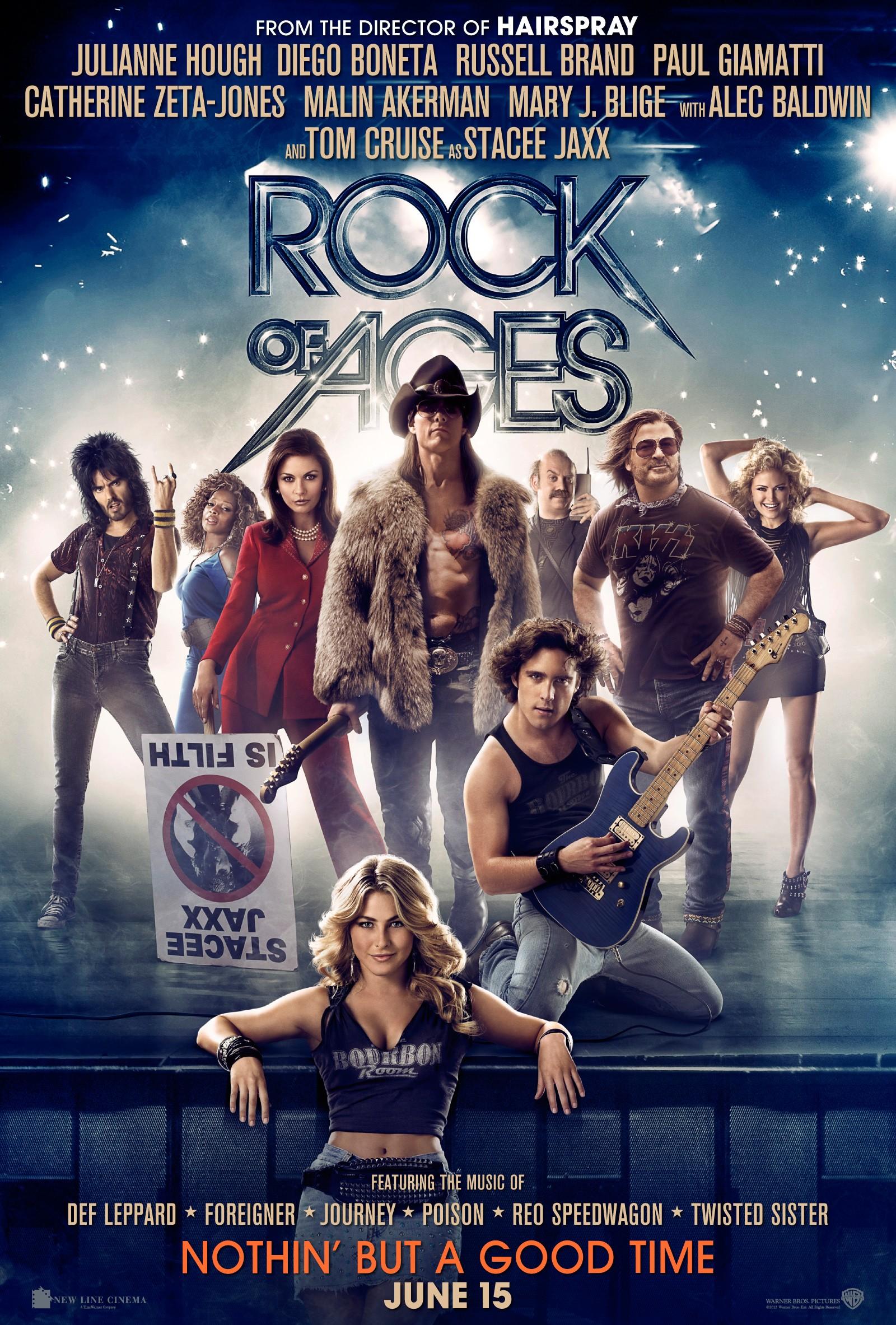 плакат фильма постер Рок на века