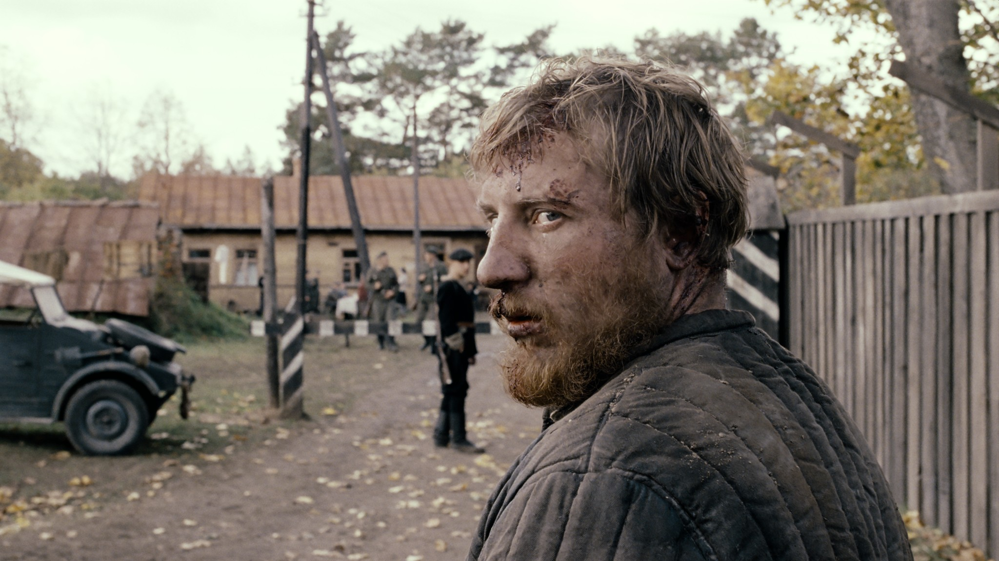 кадры из фильма В тумане Владимир Свирский,