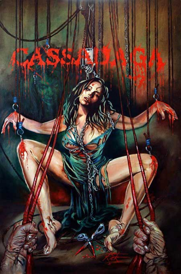 плакат фильма тизер Кассадага