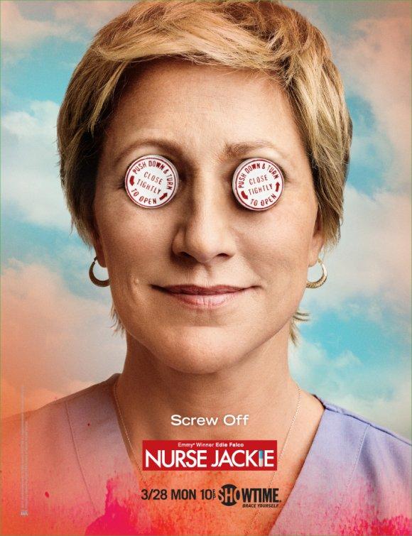 плакат фильма постер Сестра Джеки