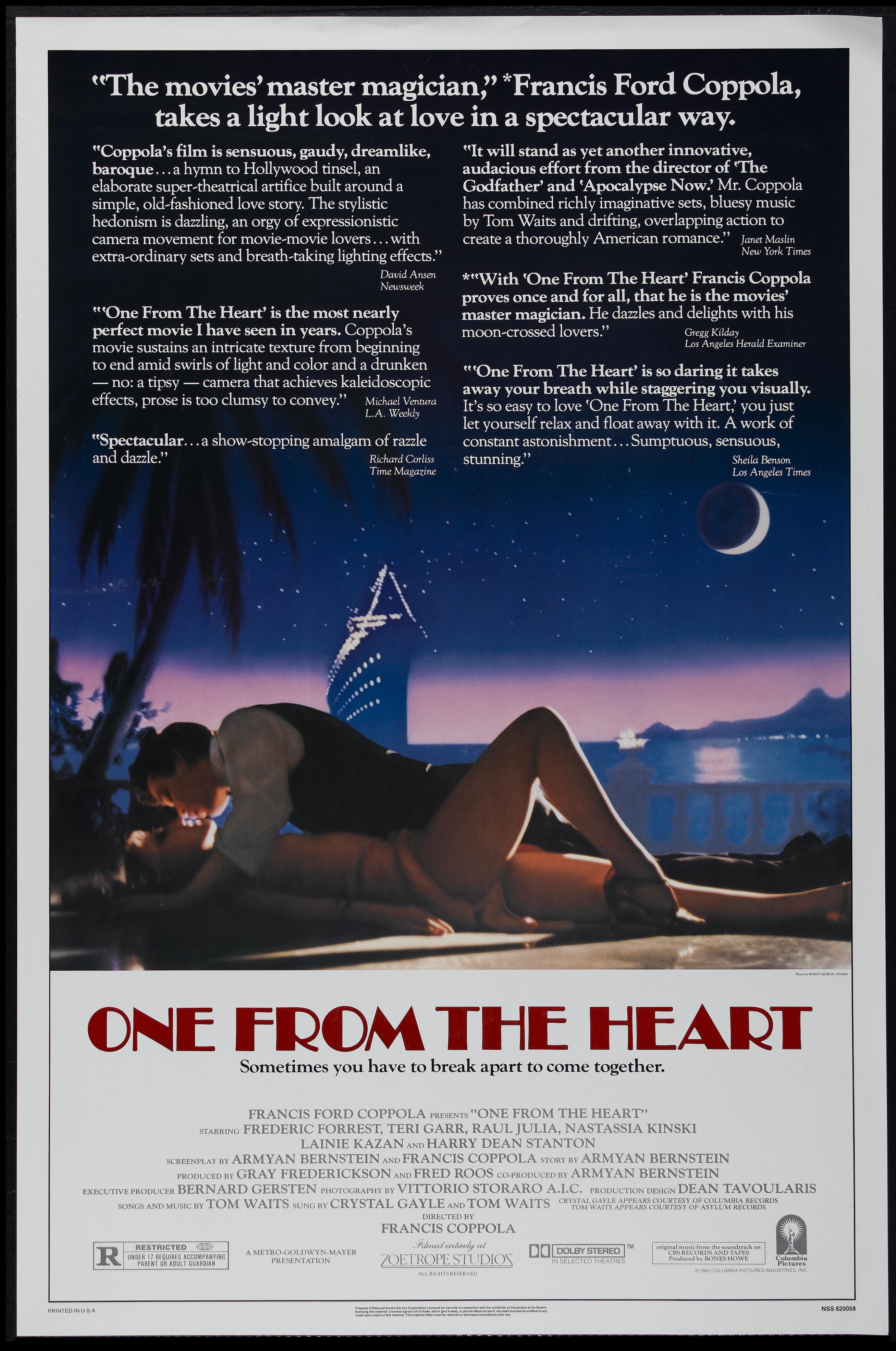 плакат фильма От всего сердца