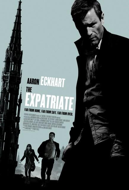 плакат фильма постер Экспат