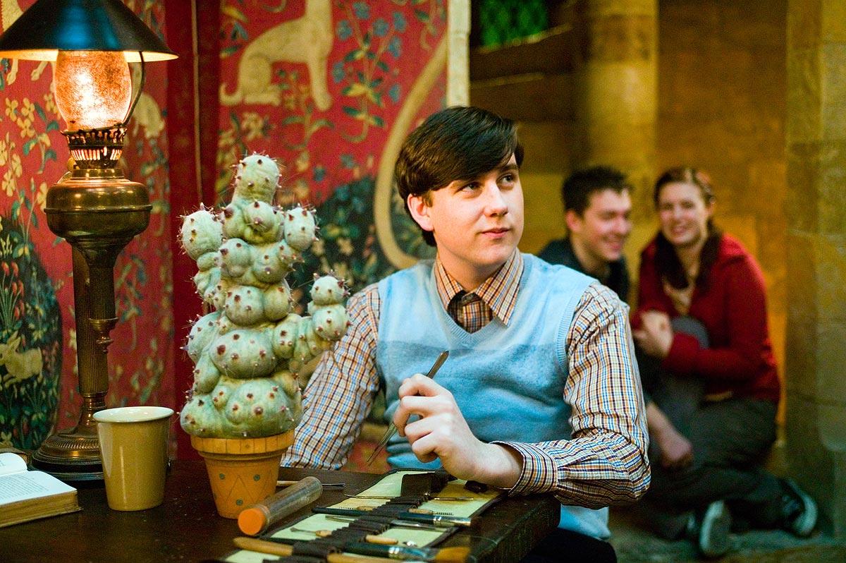 кадры из фильма Гарри Поттер и Орден Феникса Мэттью Льюис,