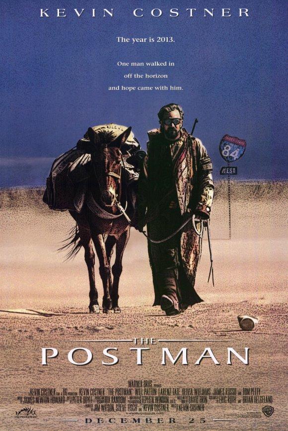 плакат фильма Почтальон