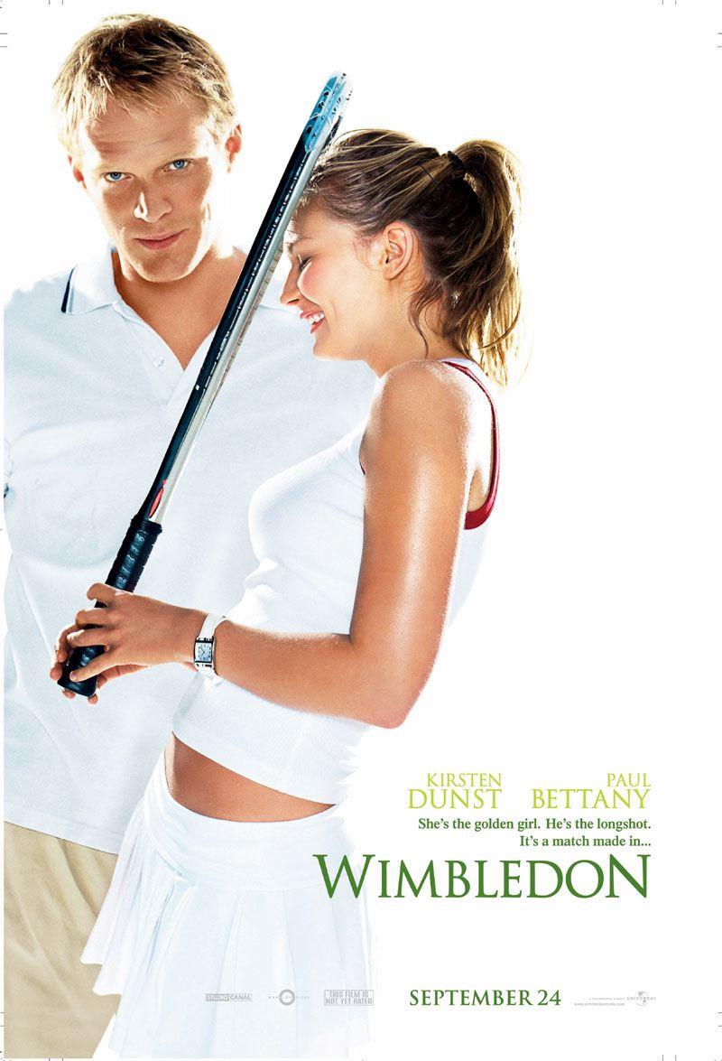 плакат фильма постер Уимблдон
