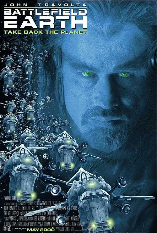 плакат фильма постер Поле битвы — Земля