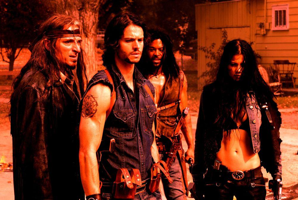 кадры из фильма Волки-оборотни