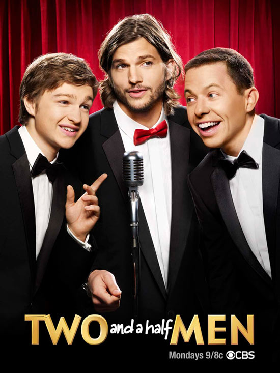плакат фильма Два с половиной человека
