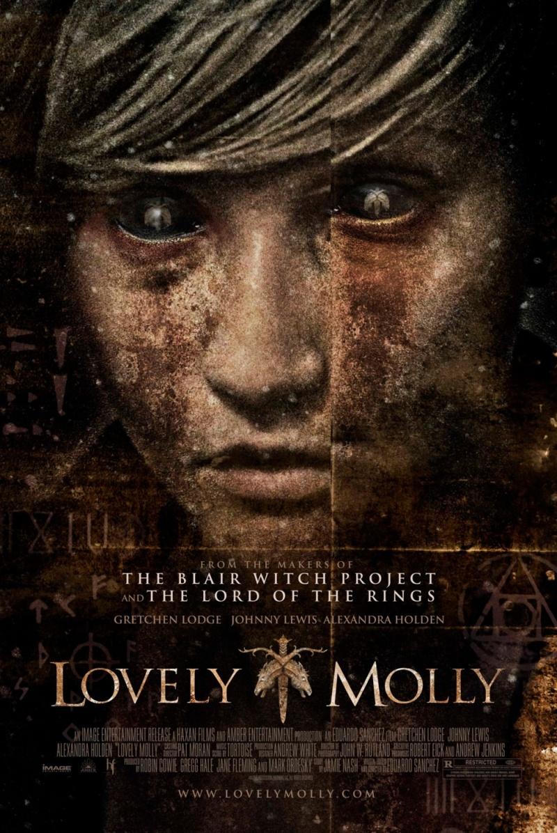 плакат фильма постер Крошка Молли
