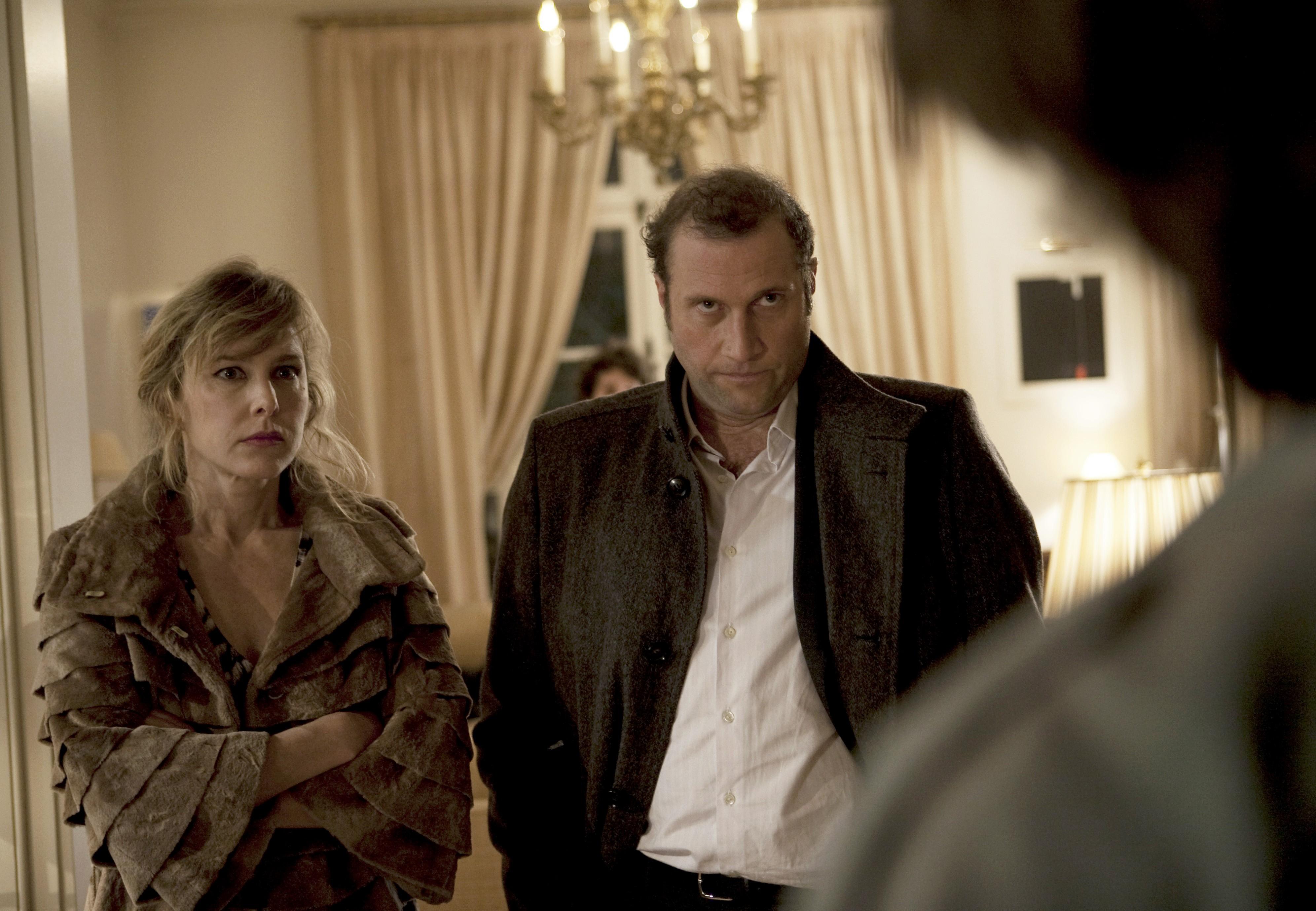 кадры из фильма Верное дельце Паскаль Арбийо, Франсуа Дамьен,