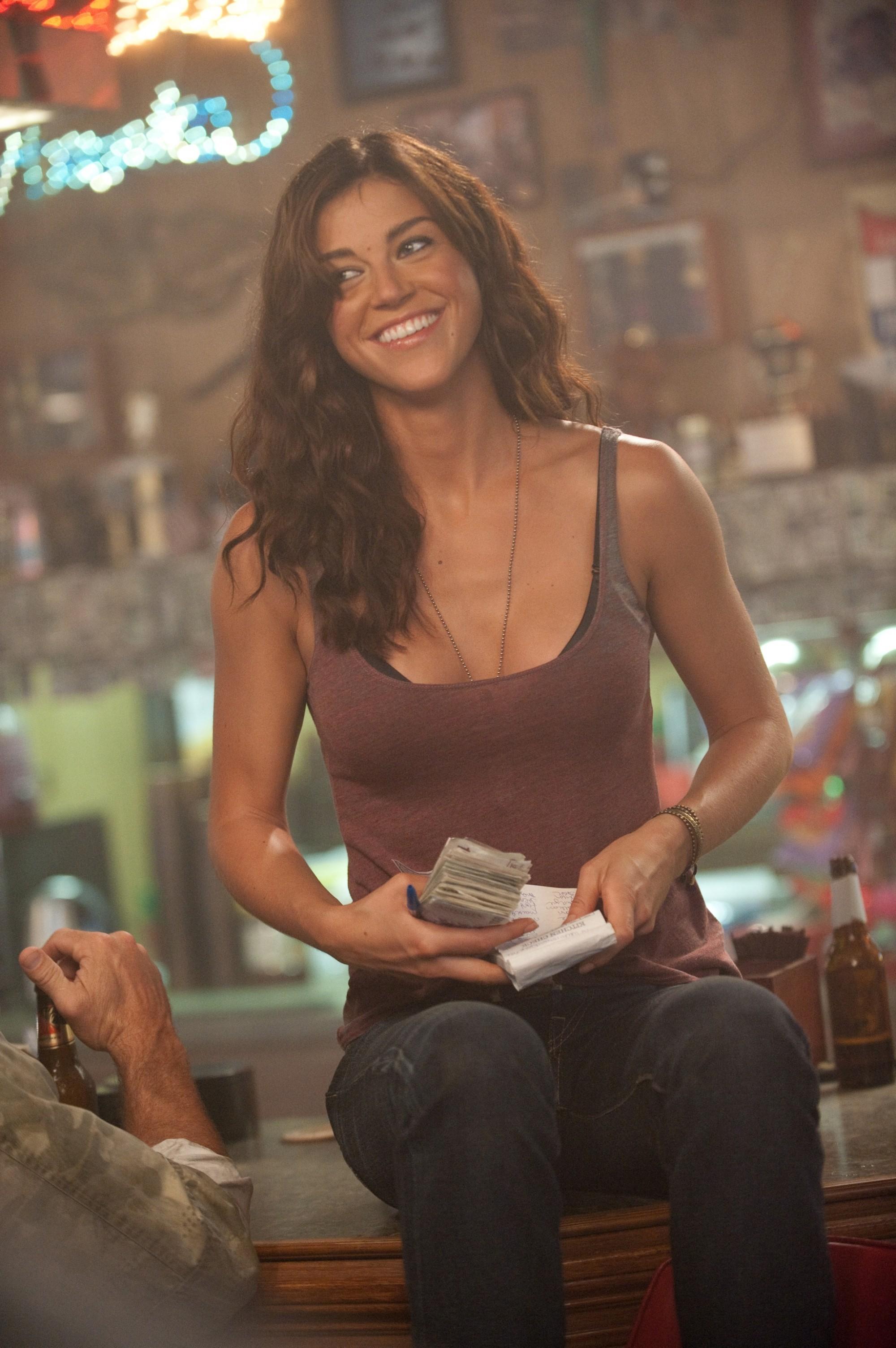 кадры из фильма G.I. Joe: Бросок кобры 2 Адрианна Пэлики,