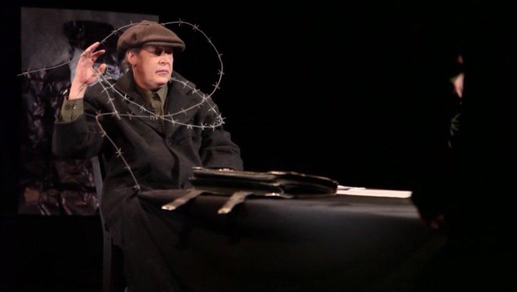 кадры из фильма Гражданин поэт. Прогон года Михаил Ефремов,
