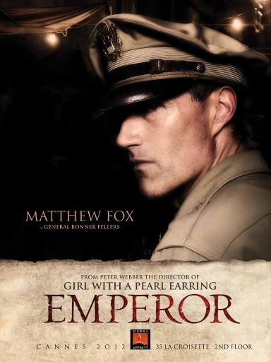 плакат фильма характер-постер Император*
