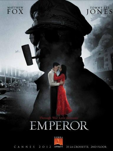 плакат фильма постер Император*
